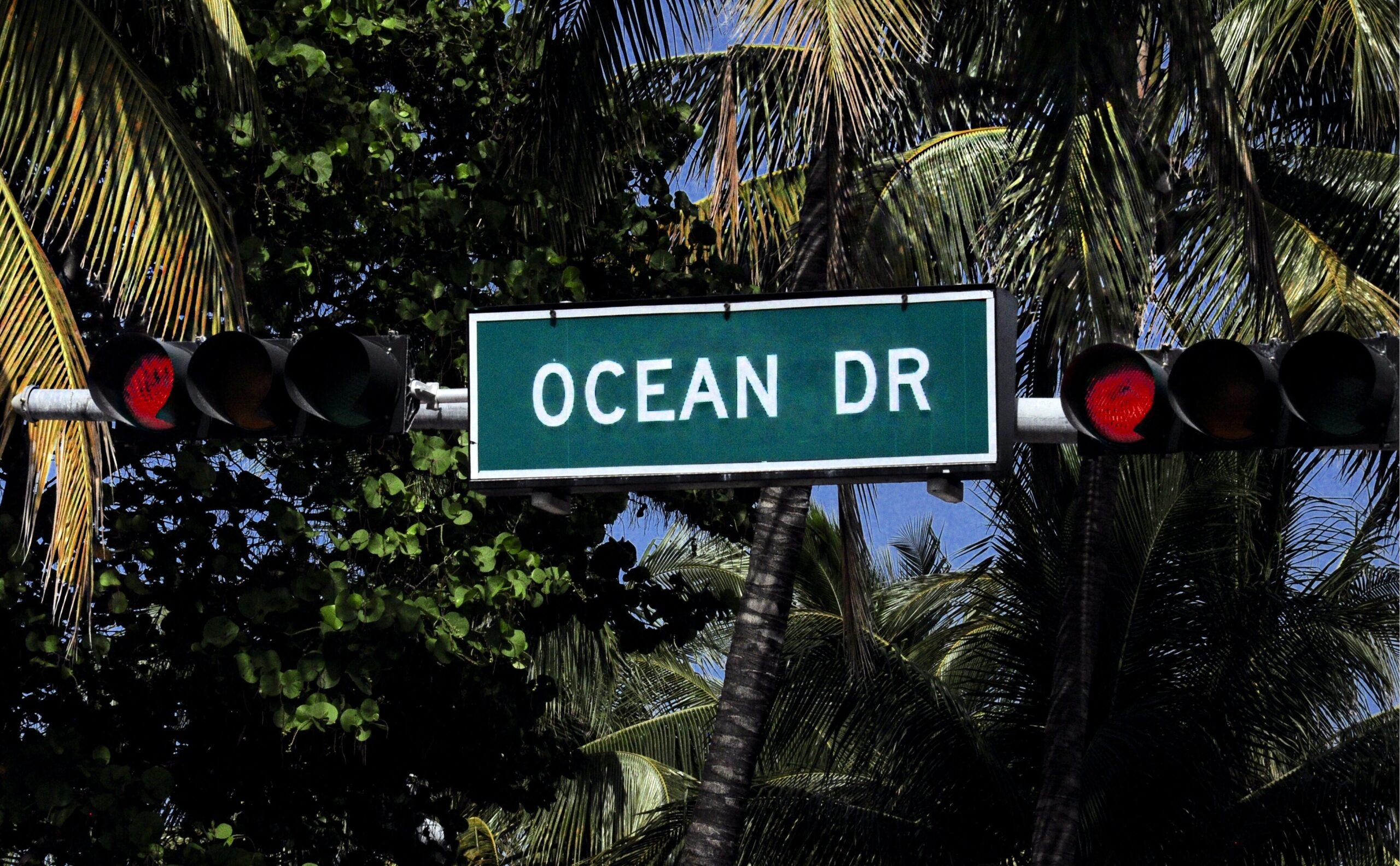 IOP on Ocean Drive