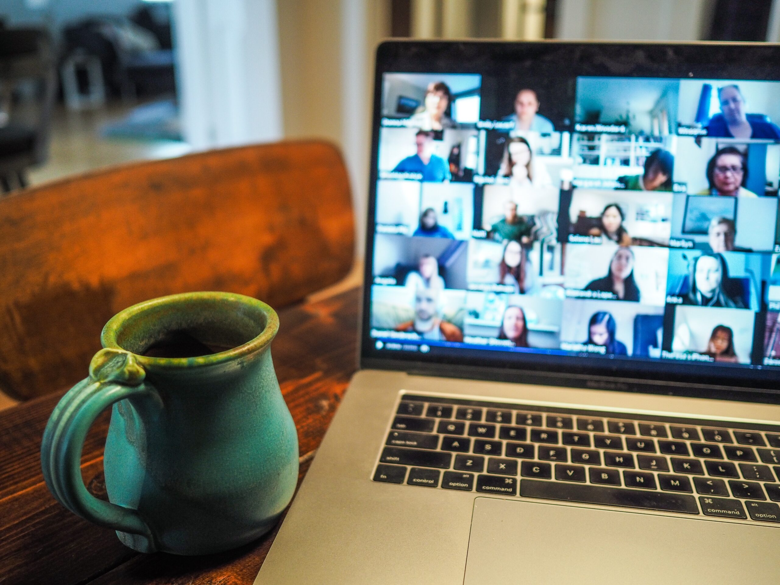 family support group video conferencing